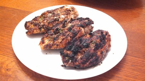chicken done